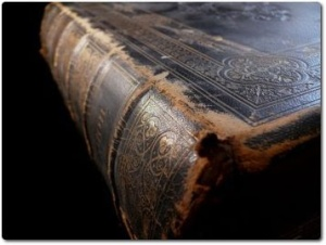 old_book_King_James_Bible_literature_r