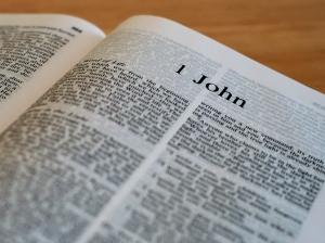 BIBLE 1John