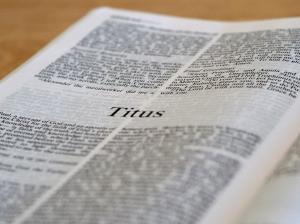 BIBLE Titus